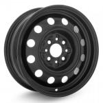 Диск колесный ТЗСК X-113M 7xR17 5x108 ET45 ДЦО60,1 черный глянцевый 00000001076
