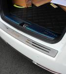 Накладка на задний бампер Optimal для Honda Crosstour 2012 -