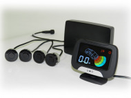 Парктроник (4 серебристых датчика, жидкокристаллический дисплей) KIA R980099012 для KIA K5 (3G) 2020-