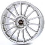 Диск колесный OZ Superturismo LM 8,5xR19  5x114,3 ET38 ЦО75 серебристый W0185220419