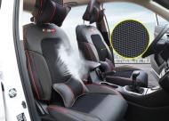Чехлы на сиденья кожаные  для Changan CS35 Plus 2019 +