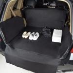 Коврик в багажник с защитой бампера  для Mazda CX-5 2017 -
