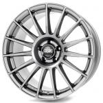 Диск колесный OZ Superturismo Dakar 10xR20 5x112 ET43 ЦО79 серый темный матовый W0186420146