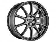 Диск колесный OZ Hyper XT HLT 10xR20 5x120 ET40 ЦО79 серый тёмный с полированной лицевой частью W01A58201D6