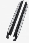 Боковые подножки, пороги Auto Clover AUVE00102 Mersedes GLB 2019-