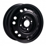 Диск колесный BANTAJ 6,5xR16 5x114,3 ET51 ЦО67,1 черный глянцевый BJ1008