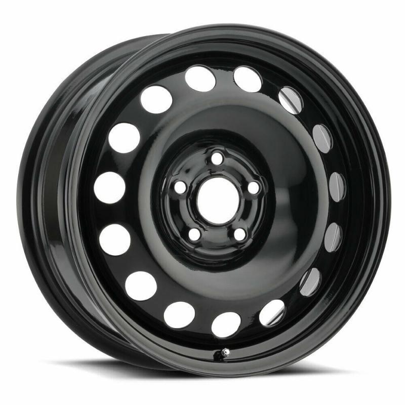 Диск колесный Евродиск 64A48R ED 6xR15 4x100 ET48 ЦО54,1 черный 9304651