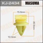 Клипса автомобильная (автокрепеж), 1 шт., Masuma KJ-2434