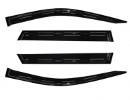 Дефлекторы окон Uncle NCL00100 для Hyundai Santa Fe (4G) 2018-