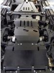 Защита моторного отсека снизу  A4705200000 для Mercedes-Benz X-Class 2017 -