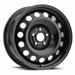 Диск колесный Евродиск 53A43C ED 5.5xR14 4x100 ЕТ43 ЦО60.1 черный 9304639