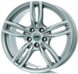 Диск колесный ATS Evolution 7,5xR17 5x112 ET54 ЦО66,5 серебристый EVO75754W61-0