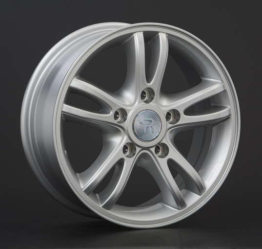 Диск колесный Replay SNG5 6,5xR16 5x130 ET43 ЦО84,1 серебристый 013422-100178014