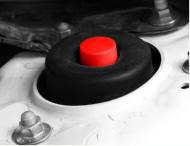 Колпачки (красные) Toyota RAV4 2019-