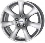 Диск колесный Alutec V 8.5xR18 5x120 ET45 ЦО72.6 серебристый 826005