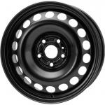 Диск колесный BANTAJ 6,5xR16 5x108 ET50 ЦО63,3 черный глянцевый BJ8325