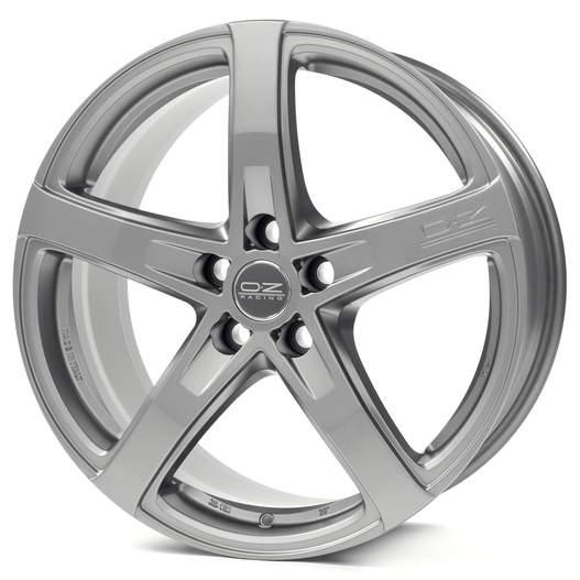 Диск колесный OZ Monaco HLT 9,5xR20 5x130 ET52 ЦО71,6 серый матовый W01902003G1