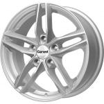 Диск колесный Carwel Тау 108 6.5xR16 5x112 ET46 ЦО57.1 серебристый металлик 101598