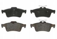 Колодки тормозные задние комплект MARKON 15000166 Ford Focus 2011 - 2015
