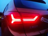Диодные задние фонари A7 Style для Hyundai Creta 2016 -