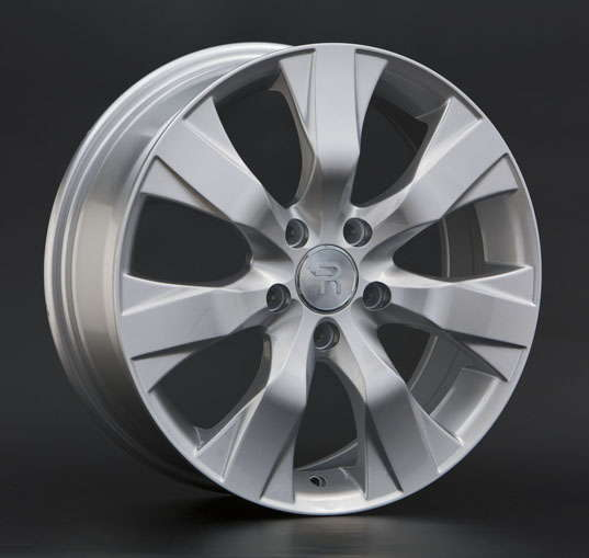 Диск колесный Replay H21 8xR17 5x120 ET55 ЦО64,1 серебристый 006336-070121028