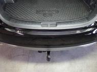 Накладка на задний бампер TCC HYUNSFGR16-30 Hyundai Santa Fe 2018-2020