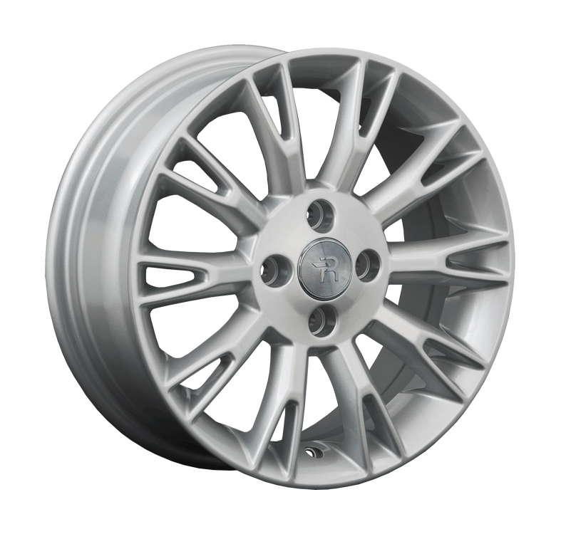 Диск колесный Replay FT2 6xR15 4x100 ET43 ЦО56,6 серебристый 002323-850054001