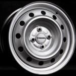 Диск колесный Trebl X40009 6.5xR16 5x114.3 ET41 ЦО67.1 серебристый 9138185