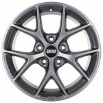 Диск колесный BBS SR030 8,5xR19 5x108 ET45 ЦО70 серый матовый 0362652#