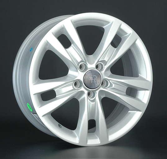Диск колесный Replay V26 7xR17 5x108 ET50 ЦО63,3 серебристый 022463-070047006