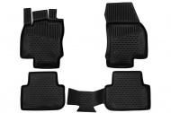 Коврики в салон (черный полиуретан) Format FORMAT.5154210k Volkswagen Tiguan 2017-