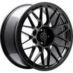 Диск колесный Fondmetal 9Evo 8xR20  5x112 ET39 ЦО75 глянцевый чёрный 9EVO J8020395112YNA0