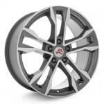 Диск колесный X'trike НF-611 10xR22 5x130 ET45 ДЦО71,6 серый 40318