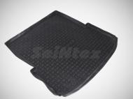Коврик багажника (полиуретан), черный  Seintex 85188 Ford Explorer 2010 - 2018
