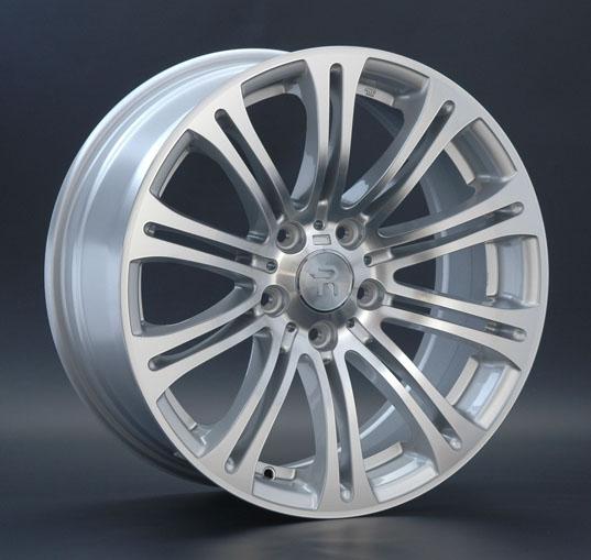 Диск колесный REPLAY B84 8,5xR19 5x120 ET20 ЦО72,6 серебристый с полированной лицевой частью 015238-050046001