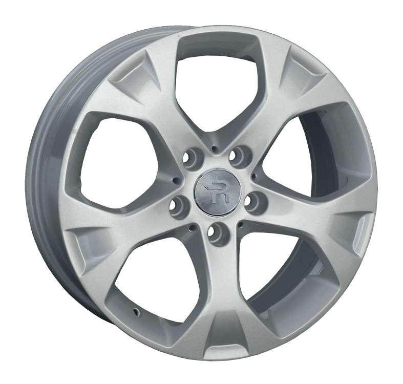 Диск колесный REPLAY B104 7,5xR17 5x120 ET34 ЦО72,6 серебристый 019044-040023001