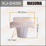 Клипса автомобильная (автокрепеж), 1 шт., Masuma KJ-2439