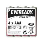 Солевая батарейка EVEREADY HDE301156200 AAA SHP4