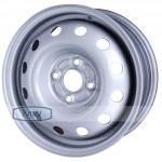 Диск колесный Magnetto 14013 S AM 5,5xR14 4x100 ET49 ЦО56,5 серебристый 14013 S AM