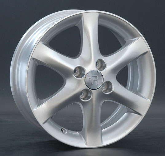 Диск колесный Replay HND86 6xR15 4x100 ET48 ЦО54,1 серебристый 016863-180143004