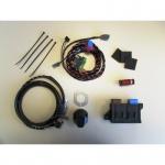 Электрика к фаркопу Citroen 1617040280 для Citroen C3 Aircross 2018 -