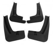 Комплект брызговиков (передние и задние)  для КИА Селтос (KIA Seltos) 2020