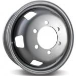 Диск колесный Trebl LT2883D 6.5xR16 5x139.7 ET40 ЦО108.6 серебристый 9284818