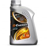 Моторное синтетическое масло (F Synth 5W-30, API SM/CF) G-energy Nissan Qashqai 2018