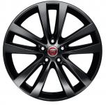 """Диск колесный R19 передний """"Venom"""" (черный) Jaguar T4N4798 для Jaguar XE 2015 -"""
