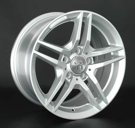 Диск колесный REPLAY MR150 8xR17 5x112 ET38 ЦО66,6 серебристый 031940-010060006