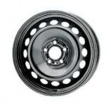 Диск колесный KFZ 9930 7xR16 5x108 ЕТ49 ЦО65 черный 19046954001
