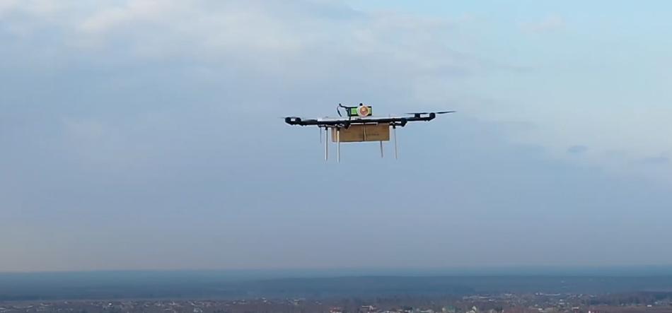 Сервис доставки Zala Aero