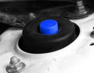 Колпачки (синие) Toyota RAV4 2019-