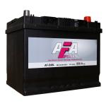 Аккумулятор автомобильный  (68 А/ч) Afa AF-D26L